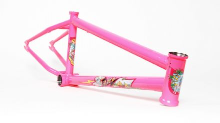 "S&M Hucker Frame 21.25"" Hot Pink"